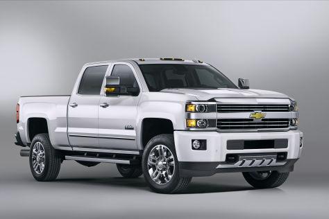 Chevrolet Silverado HD (2015): Vorstellung