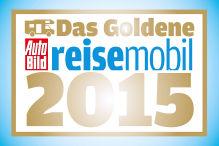 W�hlen Sie das Goldene Reisemobil 2015!