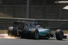 Rosberg fehlen nur 42 Tausendstel