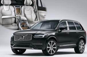 Volvo XC90 Excellence (Shanghai): Vorstellung