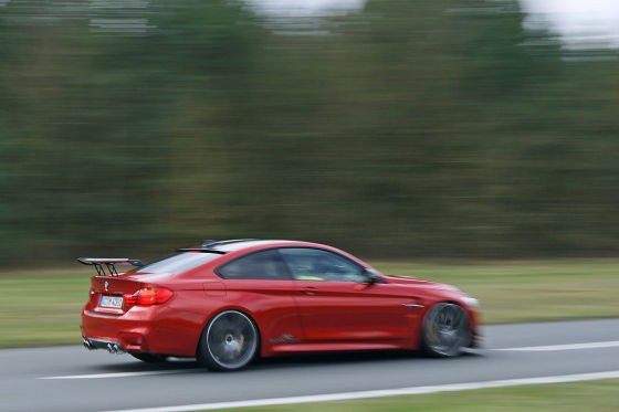 AC Schnitzer ACS4 Sport (Basis BMW M4)