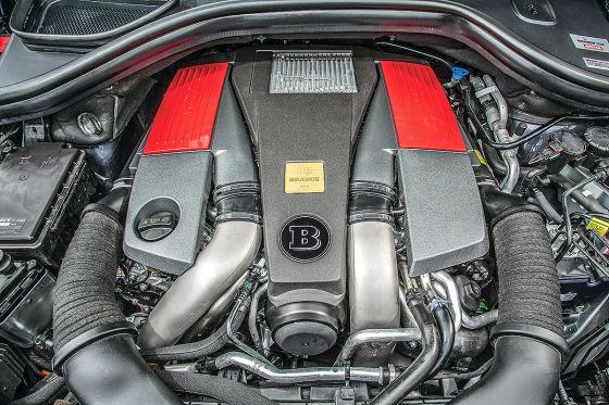 Brabus B 63 620
