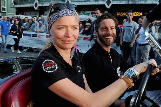 Eine Frau für Top Gear