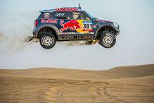 So f�hrt der Dakar-Sieger