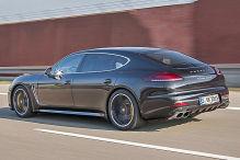 Dieser Porsche geht auf Maybach-Jagd