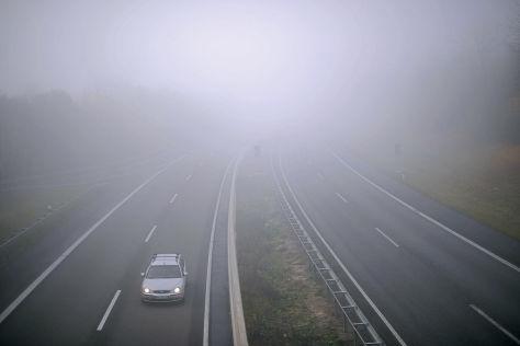 Autobahn wird zum Mega-Parkplatz