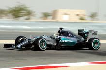 Vettel auf der Lauer