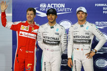 Vettel startet aus erster Reihe