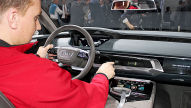 Audi Prologue Allroad/A6 (Shanghai 2015): Sitzprobe