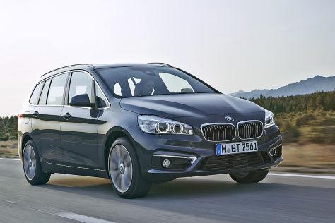 BMW 220d xDrive Gran Tourer (2015): Fahrbericht