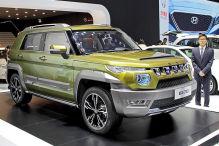 China ist SUV-Land