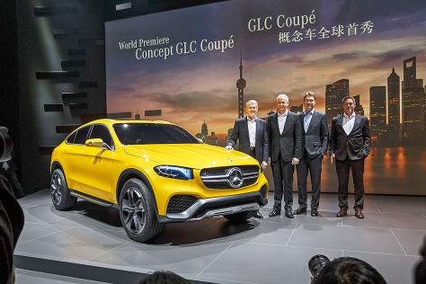 Shanghai Auto Show 2015: Messerundgang
