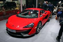 Neuer Basis-McLaren