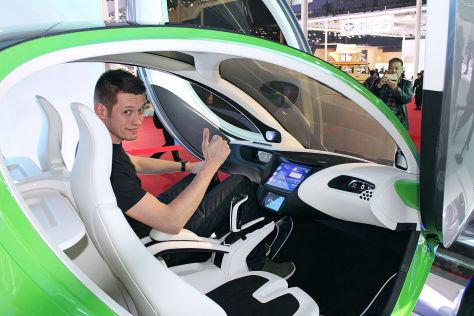 Shanghai Auto Show 2015: Tops und Flops