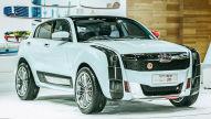 Qoros 2 PHEV Concept: Shanghai Auto Show 2015