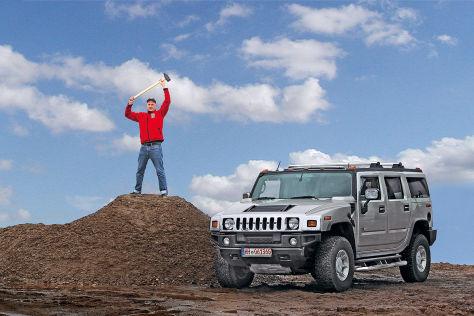 Hummer H2: Gebrauchtwagen-Test