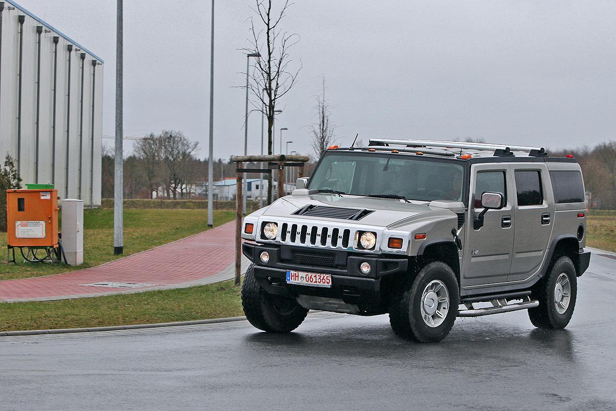 Gebrauchter Hummer H2 im Test - Bilder - autobild.de