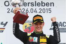 Schumis Sohn siegt bei Formel-Deb�t