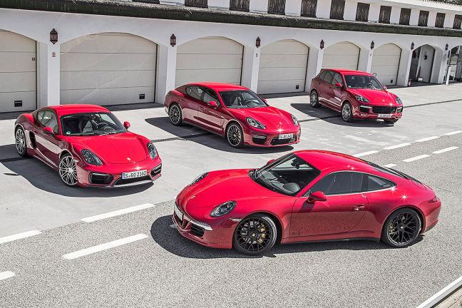 Video Porsche Gts 2015 Autobild De