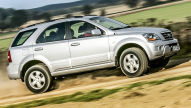 Kia Sorento I: Gebrauchtwagen-Test