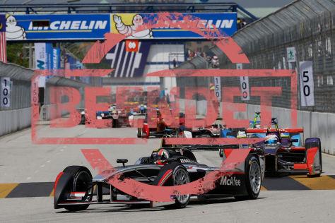 MICHELIN Formel E Gewinnspiel
