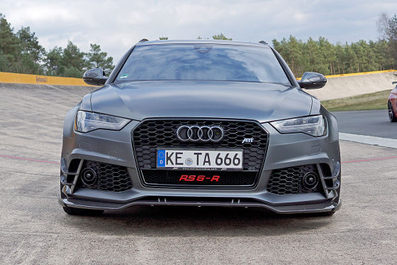 Abt Audi RS 6-R Facelift