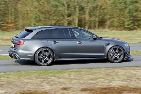 Abt RS 6-R Facelift (2015): Fahrbericht