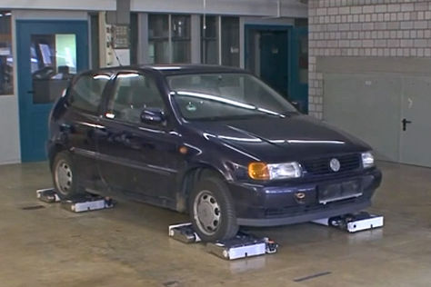 AVERT: Autonomer Parkroboter