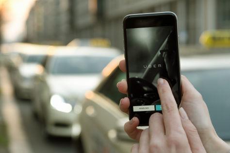 Neuer Dienst UberX in Berlin / Aus für UberPop in Stuttgart