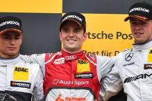 Erster Sieg f�r Audi