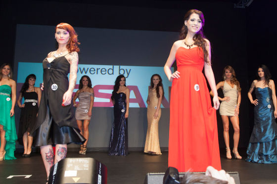 Finale Miss Tuning 2015