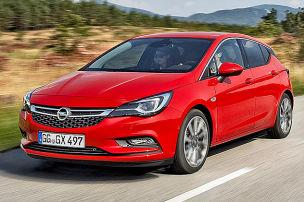 Opel Astra K (IAA 2015): Fahrbericht