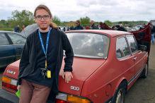 Saab 900 f�r 360 Euro