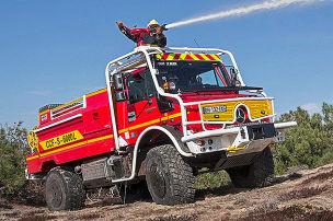 Neue Rettungsfahrzeuge
