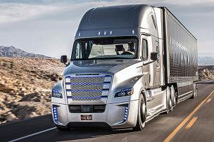 Robo-Truck von Mercedes