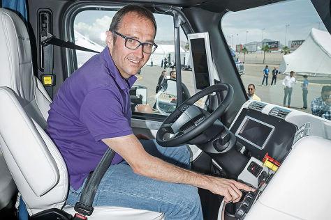 Freightliner-Studie SuperTruck