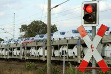 Autobauer leiden unter Bahnstreik