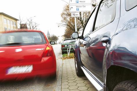 Allianz-Studie: Immer mehr Unfälle beim Ausparken