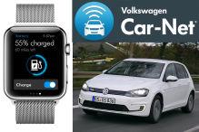 VW redet mit der Apple Watch