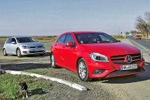 Auf Dauer liegt Mercedes vorn