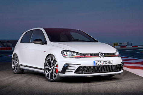 vw golf gti clubsport 2016 vorstellung und preis. Black Bedroom Furniture Sets. Home Design Ideas