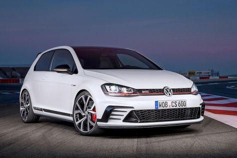 VW Golf Clubsport (2016): Vorstellung