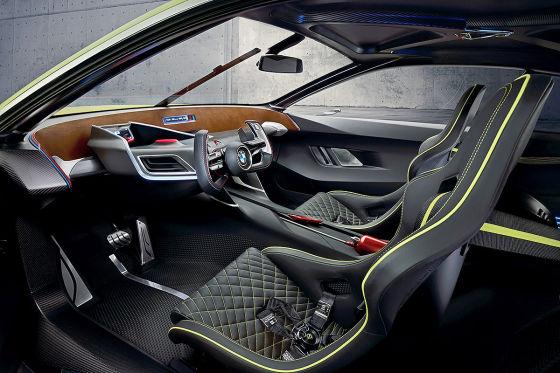 BMW 3.0 CSL Hommage R   verschiedene Anzeiger