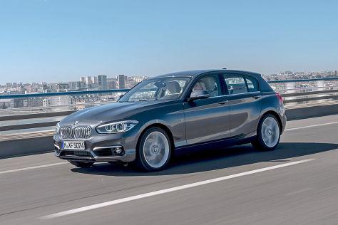 Modellpflege-Offensive bei BMW