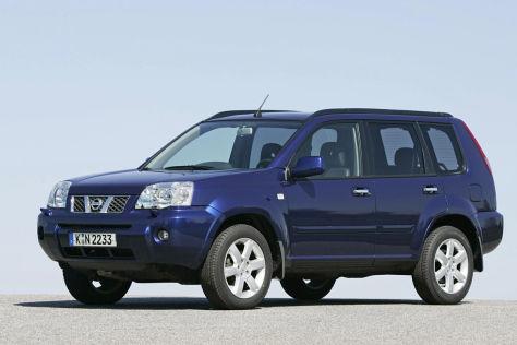 Nissan X-Trail, Pick-Up, Pathfinder, Patrol GR: Rückruf