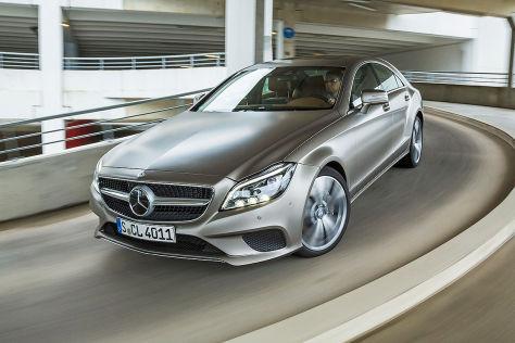 Mercedes CLS 400 Coupé