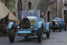 Argentinier holen Sieg im Bugatti T 40