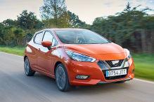 Neuer Nissan Micra (2016): Vorschau
