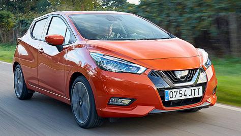 Nissan Micra (2017): Fahrbericht