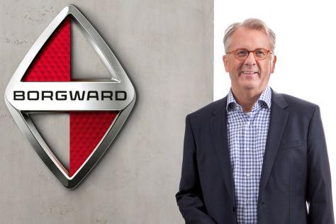 Borgward: Ex-Daimler-Manager wird Chef